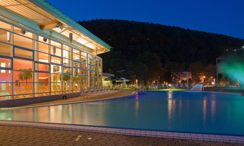 Toskana Therme in Bad Schandau