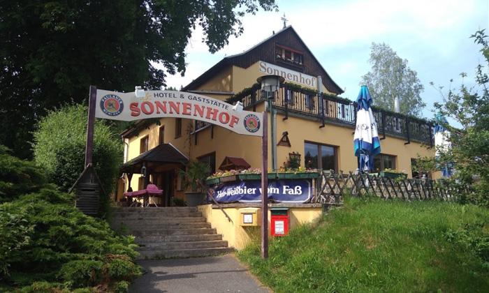 Hotel Hotel Gaststatte Sonnenhof